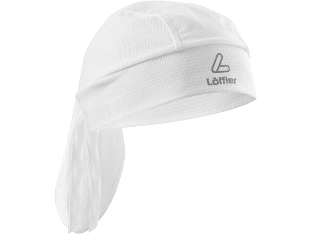 Löffler Aero Bandana, white
